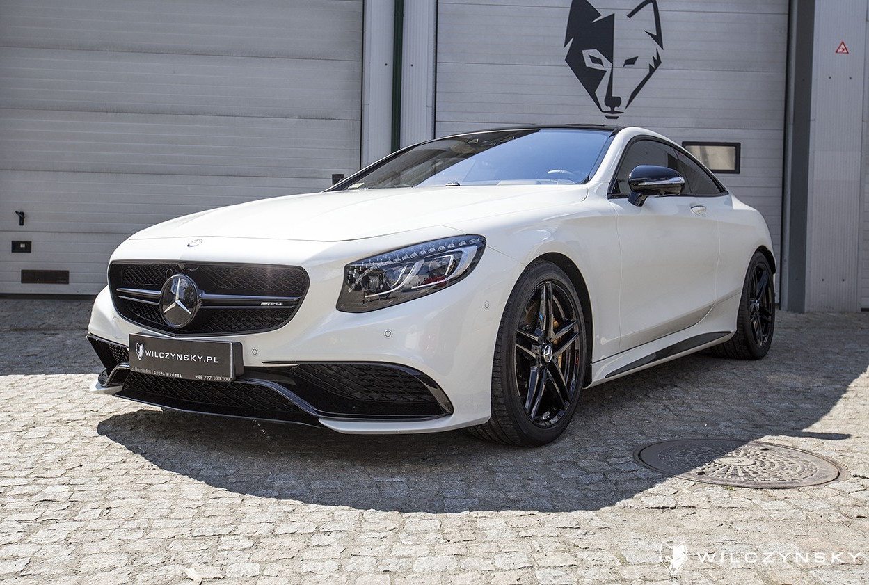 Mercedes S Coupe AMG