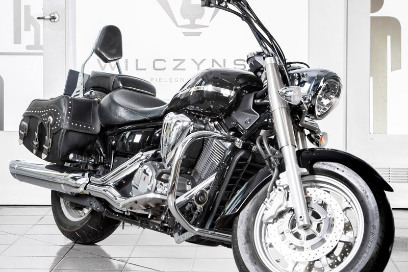 YAMAHA MIDNIGHT STAR XVS1300